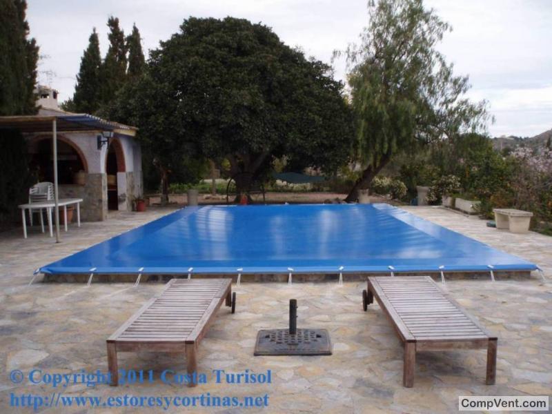 Toldos lonas de piscina anuncios gratis alicante for Toldos para piscinas