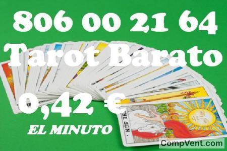 Tarot 806 Barato del Amor/Economico