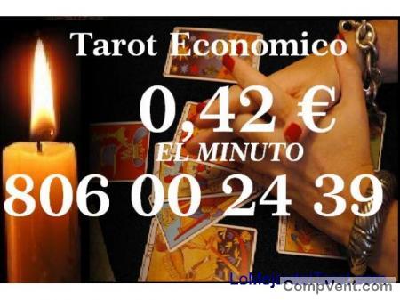 Tarot 806 Barato/Económico del Amor/0,42 € el Min