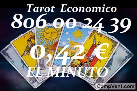 Tarot 806 Barato/Tirada de Cartas/Tarotista