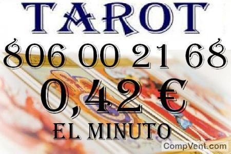 Tarot Barato 806/Tarotistas del Amor.0,42 € el Min.