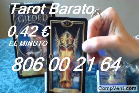 Tarot Líneas Baratas 806 002 164/0,42 € el Min