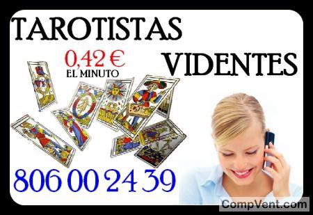 Tarot  806 Barato del Amor/Cartomancia