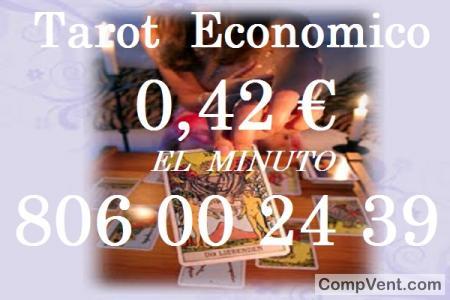 Tarot 806 Barato/Tarot del Amor. 0,42 € el Min.