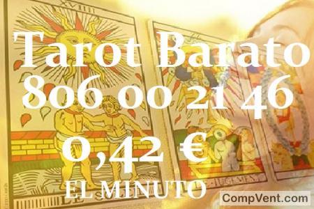 Tarot Barato del Amor/Tarotistas/806 002 146