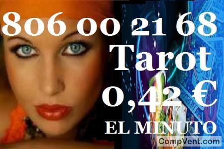 Tarot Barato / Sus sentimientos. 0,42 € el Min