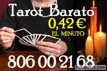 Tarot  Barato/Tarotista/ 0,42 € el Min.