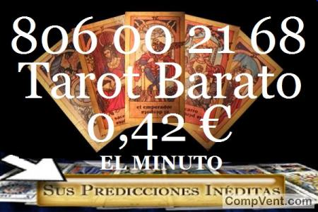 Tarot Económico/Línea 806 002 168/Tarotista