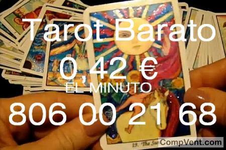 Tarot Económico/Tarotistas/0,42 € el Min.