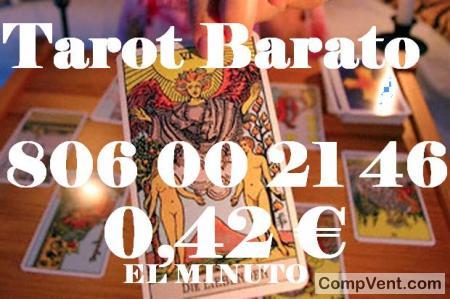 Tarot Línea 806 002 146 Económica/Tarotistas