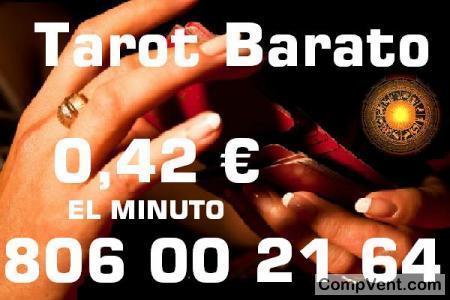Tarot Linea Barata/Tarotistas/0,42 € el Min
