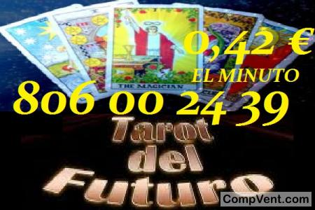 Lectura Tarot Barato 806 del Amor/0,42 € el Min