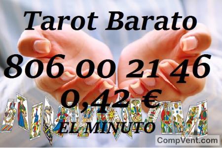Tarot Económico/Tarot del Amor/0,42 € el Min.