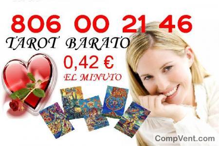 Tarot 806 002 146 Barata/Tarot del Amor