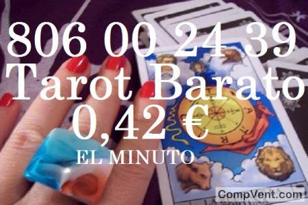 Tarot 806 Barata/Tiradas de Cartas/0,42 € el Min