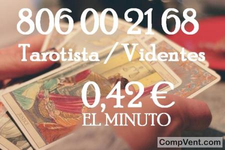 Tarot 806 Barato/Tarot del Amor/0,42 € el Min