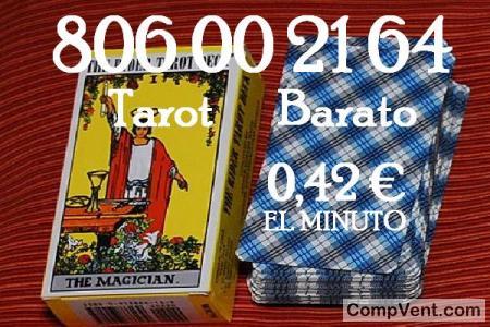Tarot Barato 806/Economico.0,42 € el Min.
