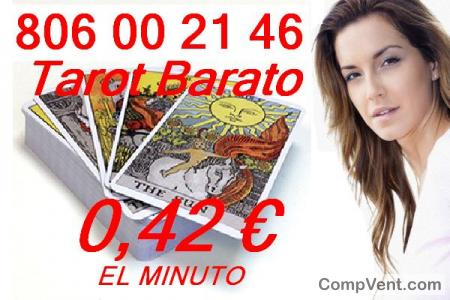 Tarot 806 Linea Barata/Tarot del Amor
