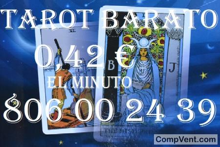 Tarot Barato 806/Económico/Tarotista.
