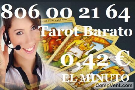 Tarot 806 Barato/0,42 € el Min/Cartomancia
