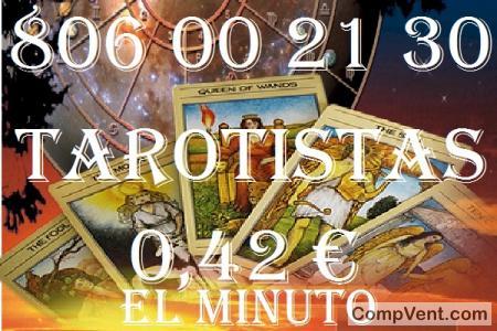Tarot 806 Barata/Tarot del Amor/Fiable