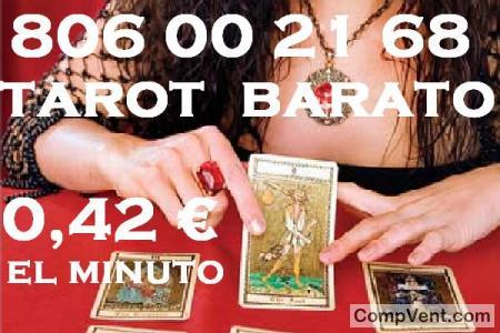 Tarot  Barato/Tarotista/0,42 € el Min.