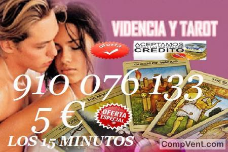 Tarot Barato Visa/Tarot del Amor/5€/15 Min