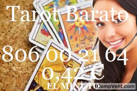 Tarot Visa Tiradas de Tarot/806 Economico