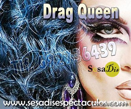 drag queen para fiestas