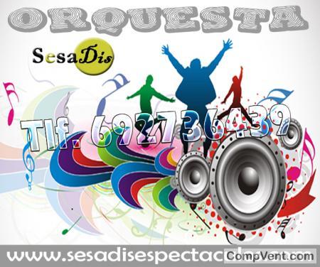 orquesta Sesadis, música