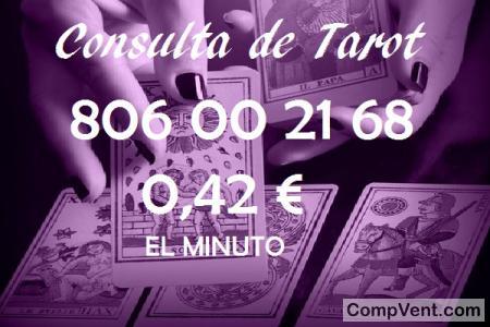 Tarot 806 /Tirada Visa Económica