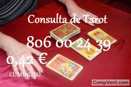 Tarot 806/Tarotistas/0,42 € el Min