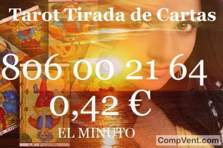 Tarot 806/Tirada de Tarot/ 0,42 € el Min