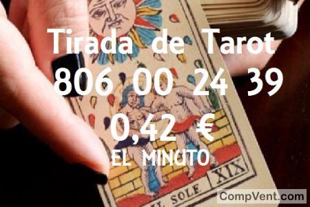 Tarot Línea 806/Tarot Visa/7 € los 20 Min