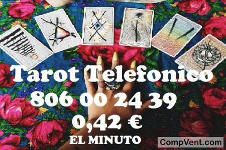 Tarot Visa 7 € los 20 Min/Tarot del Amor