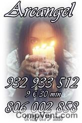 ¿Quieres  saber si a un te ama?  932933512 visa 9 € 35 min