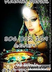 BUENA VIDENTE toda Visa 10€ 35 min 910 312 450 - 806 002 109/0,42/0,79 cm € min.