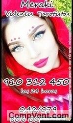 Videncia Real del Amor Promoción Visa 4 € 15 min. 910 312 450 / 806 002 109