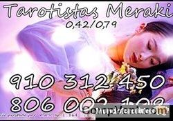 7 EUR 25 MIN TAROT MERAKI VIDENCI ANATURALIZADA 910312450-806002109