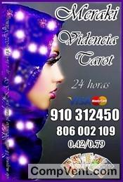 Decídete a descubrir tu destino en una sola llamada.Lectura del Tarot Directa y precisa 910 312 450