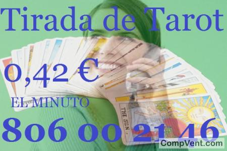 Tarot 806 Barato/Tarot Visa/0,42 € el Min