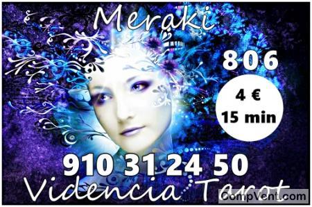 LAS MEJORES TAROTISTAS EXPERTAS Y FIABLES VISA 9€ 30min. 910 312 450 /806 002 109