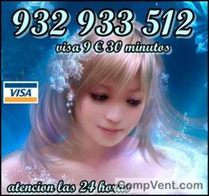 Mis aciertos te darán la claridad que buscas 933800803 y 806002858 visas 9 € 35 MIN -5 €17 MIN