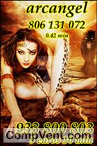 VIDENTE ACERTADA/DIRECTA Y CLARA  933800803 y 806131072 visas 9 euros 35