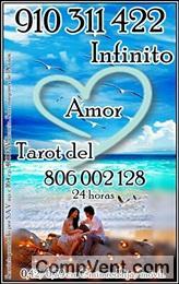 Visa 9€ 30min/  soy vidente y tarotista profesional  910311422-806002128