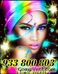 TAROT  ECONOMICE 9 EUROS 30 MINUTOS VISAS   932-933-512