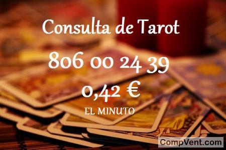 Tarot Visa 9 € los 30 Min/806 Tarotistas