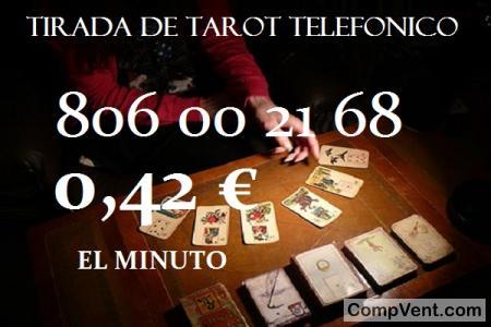 Tarot  806 Barato/Tarotistas/0,42 € el Min