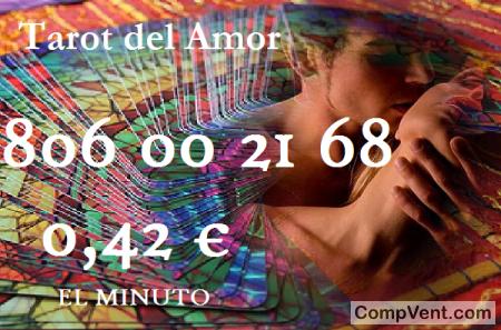 Tarot del Amor/Tarot Línea 806 Económica