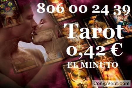 Tarot Telefónico las 24 Horas/0,42 € el Min.